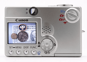 Canon PowerShot SD100 Manual User Guide and Detail Review