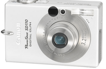 Canon PowerShot SD110 Manual, a Manual of Your Truly Compact Camera