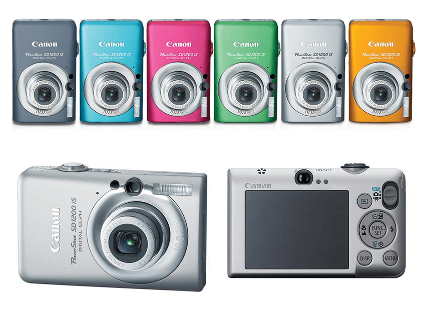 Canon Powershot Sd1200 Is Manual Free Download User Guide