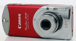 Canon PowerShot SD30 Manual for Canon's Sleek and Practical Camera