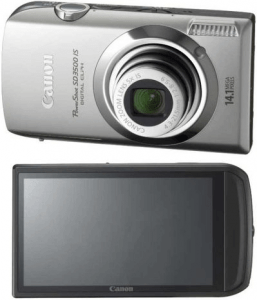 Canon PowerShot SD3500 IS Manual for Canon's Cutie Camera with GPS and Wi-Fi