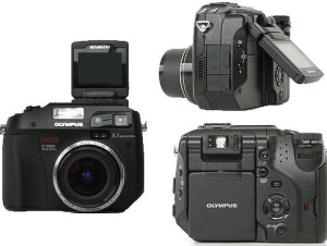 Olympus C-5060 Wide Zoom Manual User Guide and Detail Specification