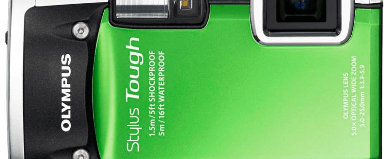 Olympus STYLUS TOUGH-8010 Manual for Olympus's Toughly Stylish Camera