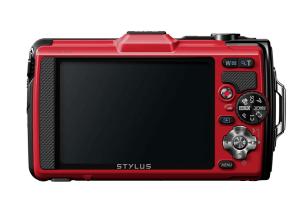 Olympus TG-2 iHS Manual for Olympus Versatile Rugged Camera