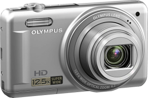 Olympus VR-320 Manual for Olympus Slimmest Compact 1