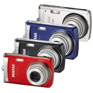 Pentax Optio M60 Manual for Pentax's Fruity-Bright Colored Camera