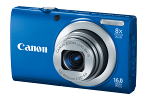 Canon PowerShot A4000 IS Manual for Your Great Camera for Travel Light