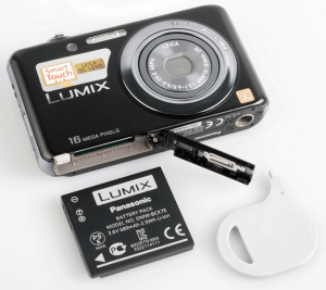 Panasonic DMC-FS22 Manual User Guide and Specification