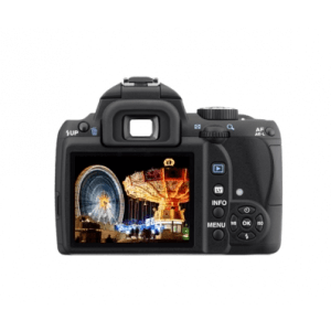 Pentax K-r Manual for Pentax's Solid DSLR with Shake Reduction Features