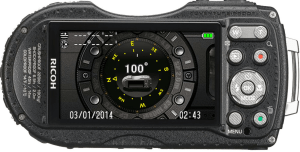 Pentax WG-5 GPS Manual for Pentax's Point and Shoot Camera for Heavy Duties