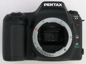 Pentax *ist D Manual User Guide and Specifications
