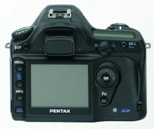 """Pentax *ist DL Manual for Pentax's High Specification SLR with """"Go-anywhere"""" Body"""