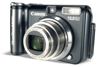 Canon PowerShot A640 Manual for Canon's Friendly Budgeting Camera
