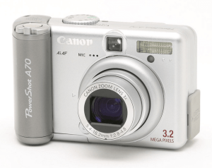 Canon PowerShot A70 Manual User Manual and Specification