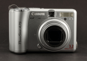Canon PowerShot A75 Manual, Manual for Canon's Advanced Device for Entry Lever Users