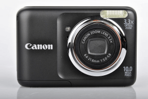 Canon PowerShot A800 Manual Front Side