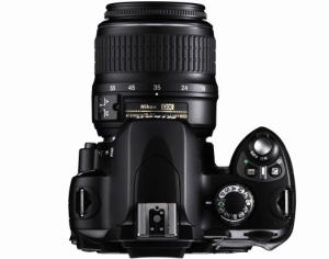 Nikon D40 Manual User Guide and Specification