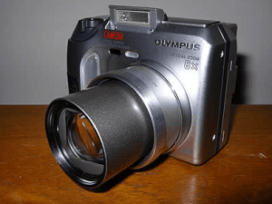 Olympus C-725 Ultra Zoom Manual User Guide and Specification Detail