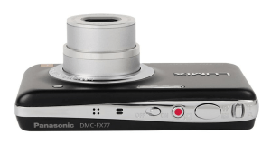 "Panasonic DMC-FX77 Manual for a Great Compact Camera with 3.5"" Touchscreen Panel"