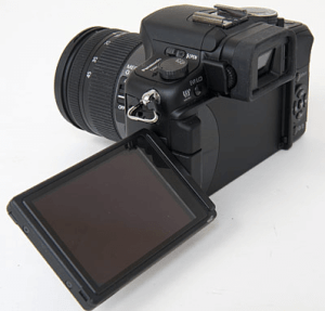 Panasonic DMC-G1 Manual User Guide and Detail Specification
