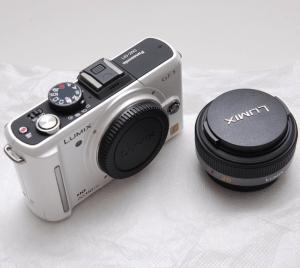 Panasonic DMC-GF1 Manual for Panasonic's Premium Interchangable-Lens Camera
