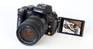 Panasonic DMC-GH1 Manual for Panasonic's Must-See Interchangeable Lens Camera