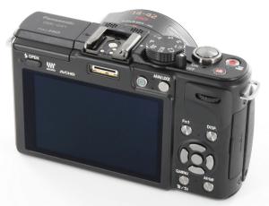 Panasonic DMC-GX1 Manual, a Manual of Panasonic's Micro Four Thirds Camera