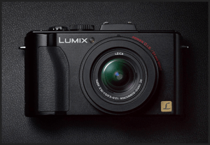 Panasonic DMC-LX5 Manual User Guide and Specification