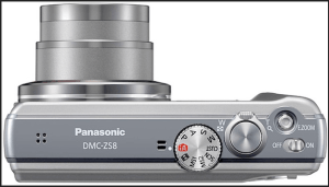 Panasonic DMC-ZS8 Manual for Panasonic's Ultimate Compact