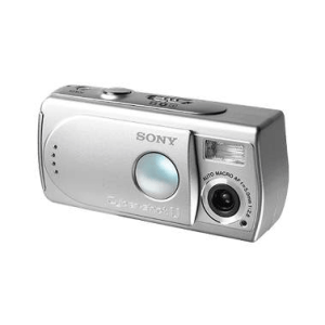 Sony DSC-U30 Manual for Sony's Tiny Colorful Compact
