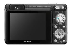Sony DSC-W120 Manual for Sony's Versatile Compact
