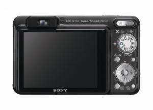 Sony DSC-W150 Manual (camera backside)