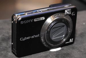 Sony DSC-W150 Manual (camera)