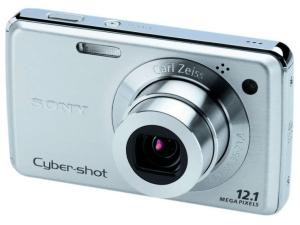 Sony DSC-W220 Manual (frontside backside)