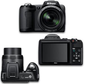 Nikon CoolPix L105 Manual - camera look