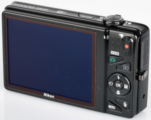 Nikon CoolPix S5200 Manual - camera back case