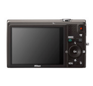 Nikon CoolPix S6200 Manual - camera back side