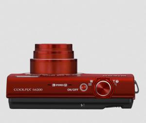 Nikon CoolPix S6200 Manual - camera side