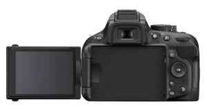 Nikon D5200 Manual (camera ackside)
