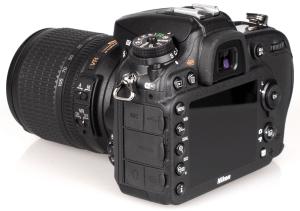 Nikon D7200 Manual (camera view from the back)