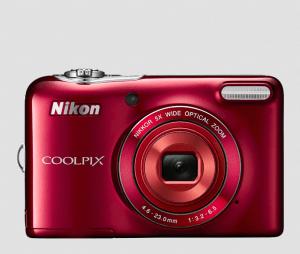 Nikon L32 Manual - Camera Front Side