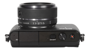 Nikon S1 Manual-camera side