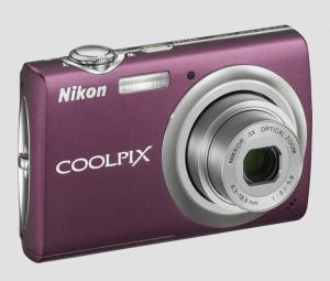 Nikon S220 Manual - Camera Front Side