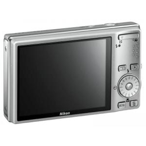 Nikon S610 Manual - camera backside