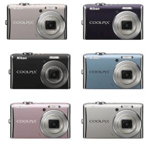 Nikon S620 Manual - camera variant
