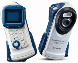 Sony DSC-U60 Manual for Sony's Uniquely Bizarre Camera