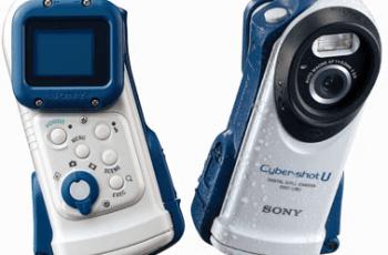 Sony DSC-U60 Manual for Sony's Uniquely Bizarre Camera