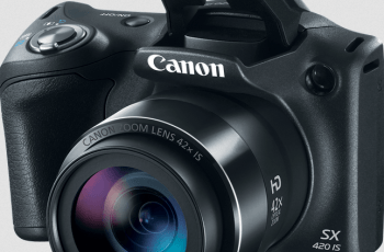 Canon PowerShot SX420 IS Manual for Canon Super Zoom Point-and-Shoot