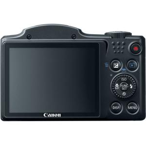 Canon PowerShot SX500 IS Manual - camera back sides