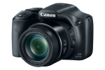 Canon PowerShot SX520 HS Manual - camera front face